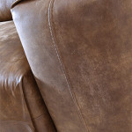 Mobili Toson divano in pelle vintage