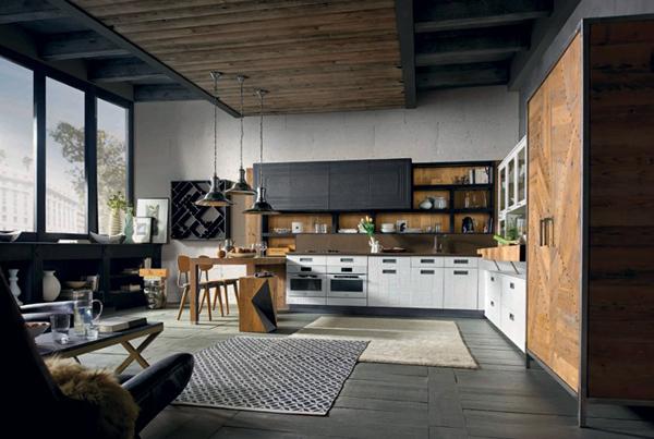 Mobili della cucina italiana mobilia la tua casa - Mobili della cucina ...