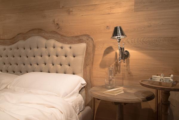 Arredi e prodotti mobili toson arredamenti su misura vintage country e contemporanei - Camera da letto legno ...