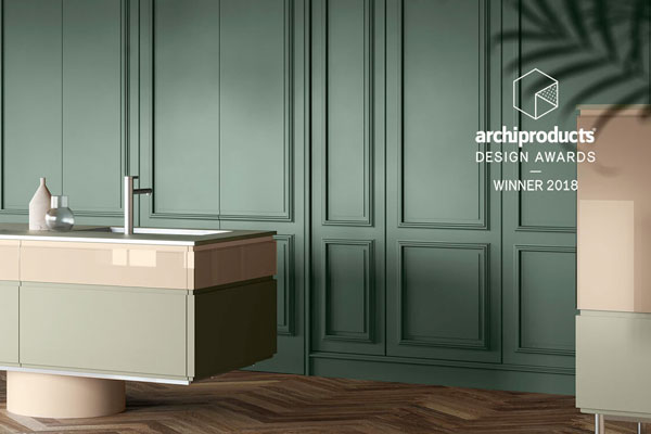 Cucina moderna Archetipo | Archiproducts® Design Awards Winner 2018