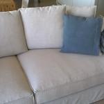Mobili Toson divano in lino