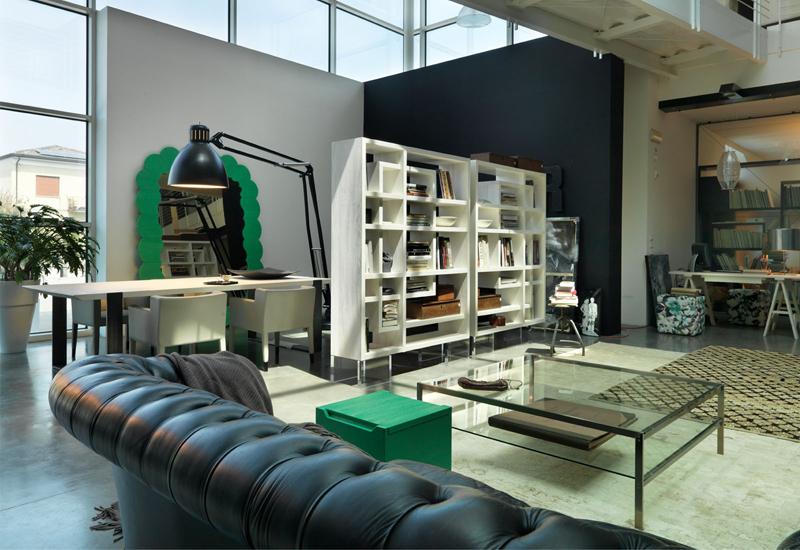 Librerie marchetti big3 mobili toson arredamenti su for Arredamenti marchetti