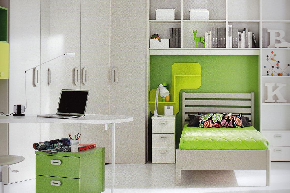 Cameretta per bambini mobili toson for Mobili cameretta