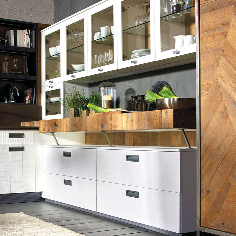 Cucina gusto italiano mobili toson for Mobili cucina italiana