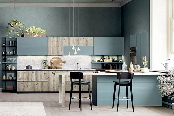 Atelier – English Kitchen – Callesella